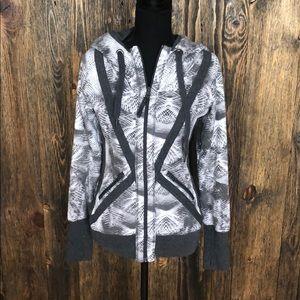 MPG zip up hoodie